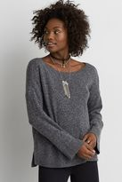 American Eagle Outfitters AE Open Back Sweater