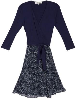 Diane von Furstenberg New Irina Wrap Dress