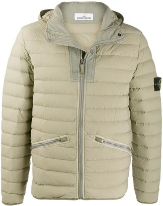 Stone Island padded down jacket