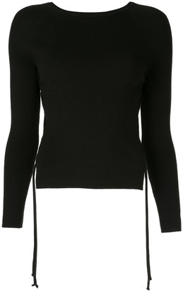 Dion Lee Cut Out Sweater
