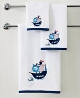 """Kassatex Bath Towels, Pirates 16"""" x 26"""" Hand Towel"""