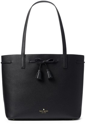 Kate Spade Hayes Street Nandy Leather Tote