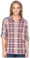 Pendleton Astoria Plaid Shirt Women's Long Sleeve Button Up