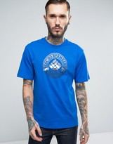 Columbia Tried & True Logo T-Shirt in Blue