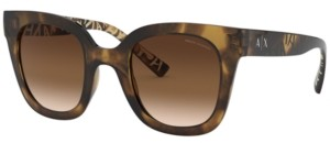 Armani Exchange Sunglasses, AX4087S 49
