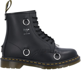 RAF SIMONS for Dr. MARTENS Ankle boots