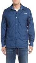 The North Face Men's 'Fort Point Flannel' Water Resistant Reversible Jacket