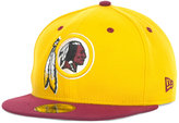 New Era Washington Redskins 2 Tone 59FIFTY Fitted Cap