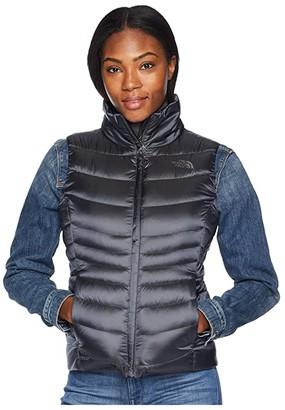 The North Face Aconcagua Vest II (Shiny Asphalt Grey) Women's Vest
