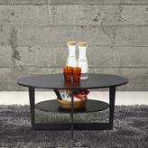 Furinno JAYA Walnut Built-In Storage Coffee Table
