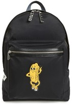 Kenzo Men's Hot Dog Nylon Backpack - Black