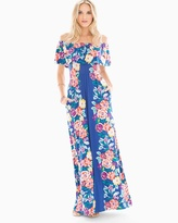 Soma Intimates Flounce Strapless Maxi Dress RG