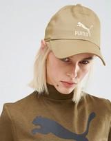 Puma Exclusive To ASOS Logo Cap In Gray