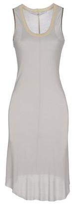 ALESSANDRA MARCHI Knee-length dress