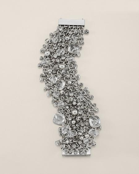 Chico's Paris Magnetic Bracelet