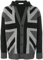 Pierre Balmain hooded cardigan