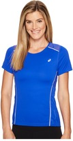 Asics Lite-Show Short Sleeve Tee Women's T Shirt