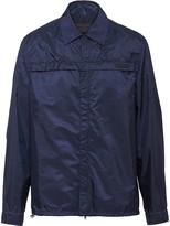 Prada technical zipped jacket