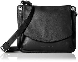 Proenza Schouler Women's Borsa Small Prospect Shoulder Bag in Black
