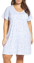 Carole Hochman Plus Size Women's Sleep Shirt