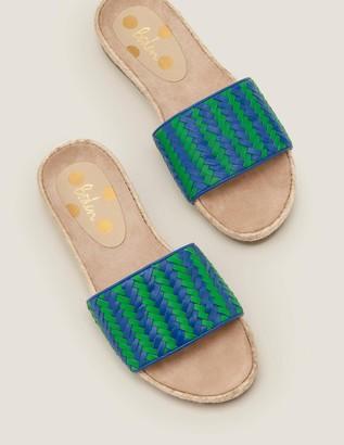 Imogen Footbed Slides