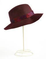 Juicy Couture Floppy Fedora Hat