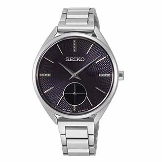 Seiko Women's Analogue Quartz Watch with Textile Strap 1