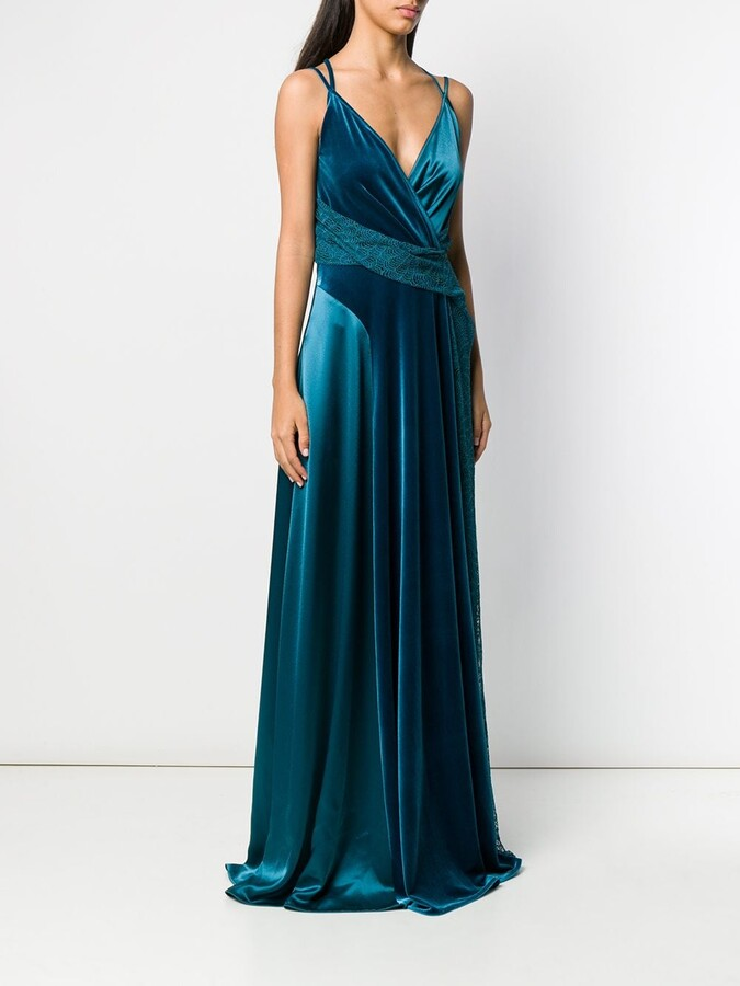 Thumbnail for your product : Talbot Runhof Solberg dress