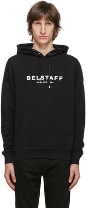 Belstaff Black 1924 Hoodie