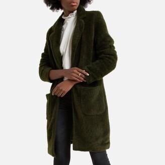 Only Long Faux Fur Coat