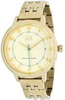 Giorgio Armani Exchange Classic Collection AX5361 Women's Stainless Steel Watch