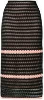 No.21 knitted tube skirt