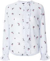 Isabel Marant Amos blouse - women - Ramie/Viscose - 36