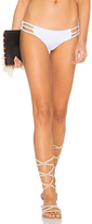 Bettinis Strappy Cheeky Bikini Bottom