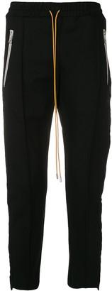 Rhude Elasticated-Waist Sweatpants