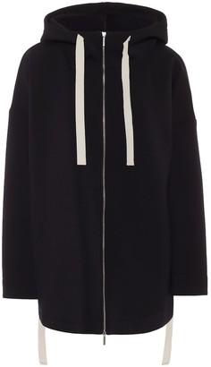 S Max Mara Alce oversized jersey hoodie
