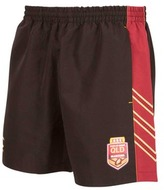 Canterbury of New Zealand QLD Maroons State of Origin 2017 Men's Performance Shorts