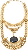 Ela Stone Ronnie Onyx Collar Necklace
