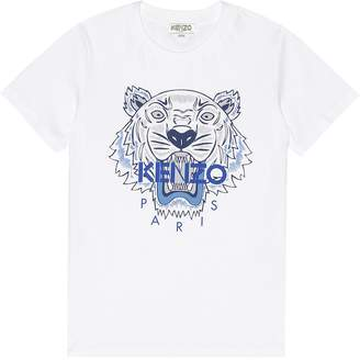 Kenzo Logo cotton-jersey T-shirt
