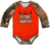 Carhartt Blaze Orange & Realtree Xtra® 'Future Hunter' Bodysuit - Infant
