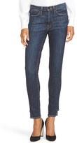 Frame Women's Side Step Hem High Rise Skinny Jeans