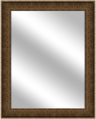 PTM Images Over the sink Vanity Mirror, Dark Gold, 26.75x32.75