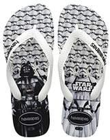 Havaianas Star Wars, Unisex Kids' Flip Flops,7 Child UK (23/24 Brazilian) (25/26 EU)