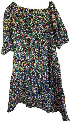 Isa Arfen Multicolour Cotton Dresses