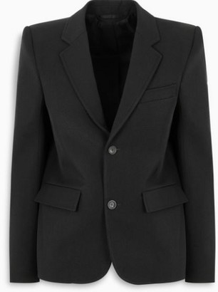 Balenciaga Black Wool Women's Blazer