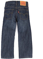 Levi's s Little Boys 2T-7X 514TM Straight-Leg Jeans