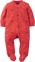 "Carter's Baby Boys' ""Whales & Anchors - Zipper"" Coverall"