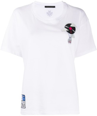Mr & Mrs Italy Xts0171 Embroidery Regular T-shirt