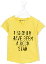 Zadig & Voltaire Kids - Rockstar T-shirt - kids - Cotton - 4 yrs