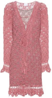 Anna Kosturova Summer cotton dress
